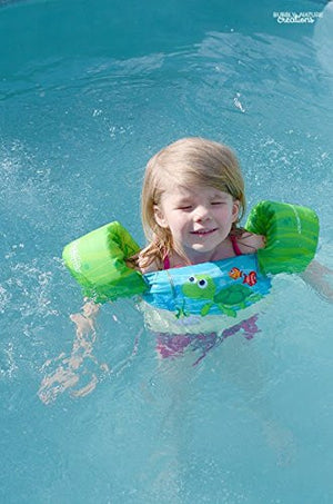 Sevylor Swimming Puddle Jumper for 15 - 30 Kg Kids Assorted