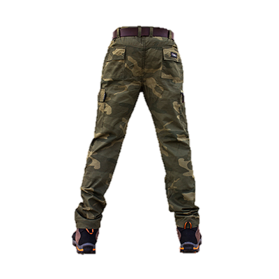 Quipco Ranger Camouflage Trek Pants (Size Options Available) - Ayudh Sports LLP  - 4