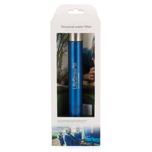 LifeStraw Steel Personal Water Filter with Two-Stage Carbon Filtration - Ayudh Sports LLP  - 4