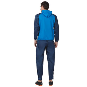 Wildcraft Hypadry Unisex Rain Jacket Suit 2 Tone - Navy Size-XL