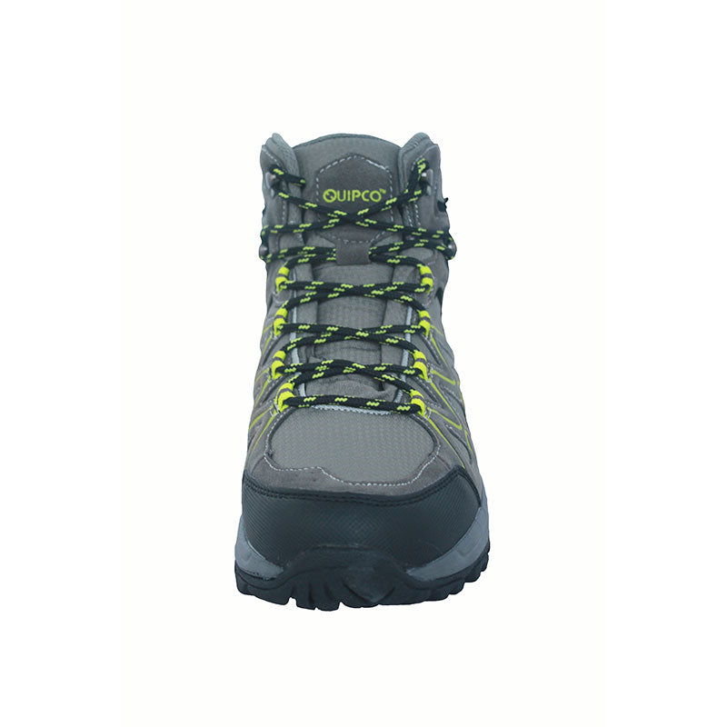 Quipco Kanamo Waterproof Hiking Shoes - Unisex Charcoal (Size Options Available) - Ayudh Sports LLP  - 4