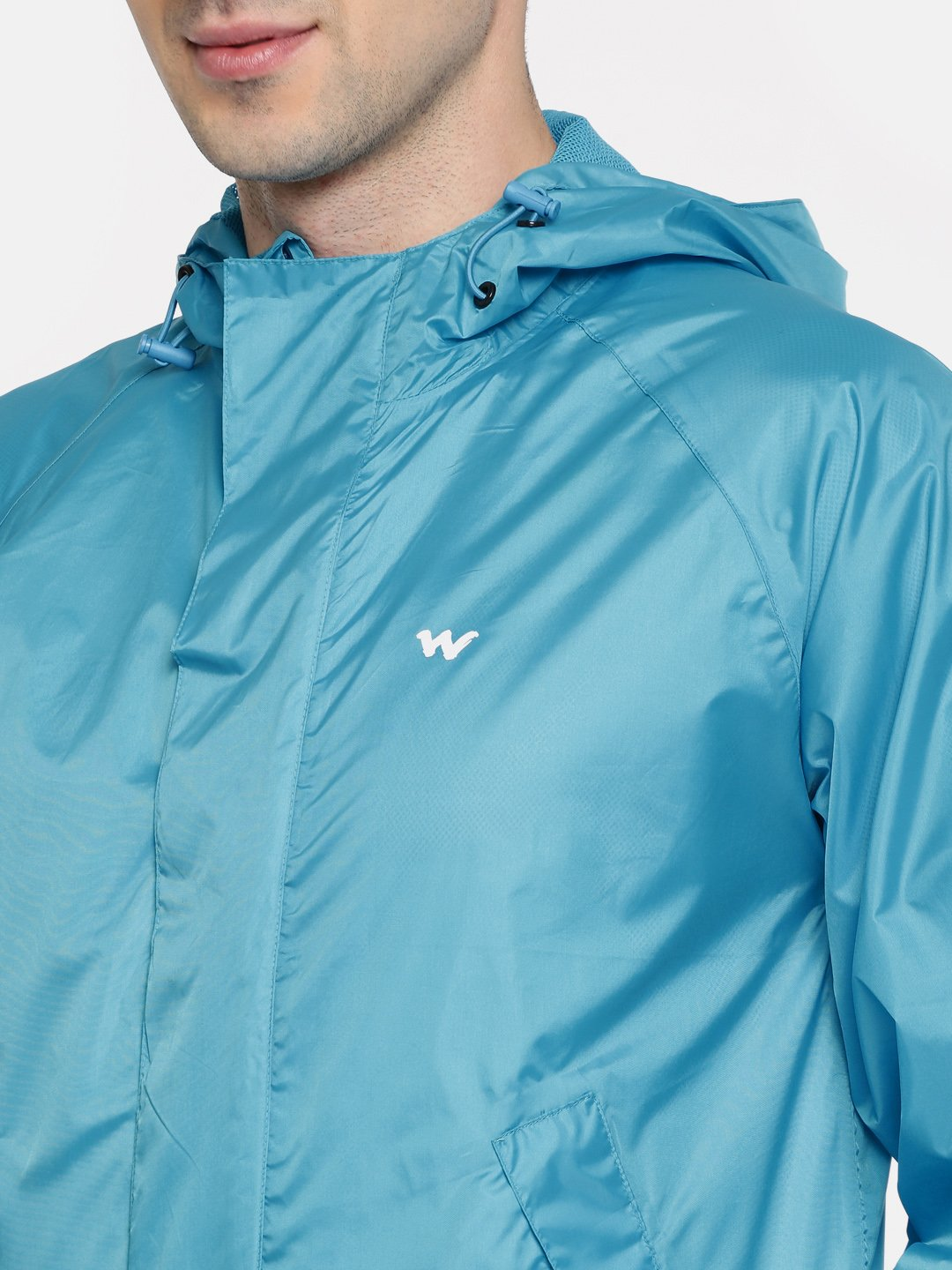 Wildcraft Rain Jacket Light Blue
