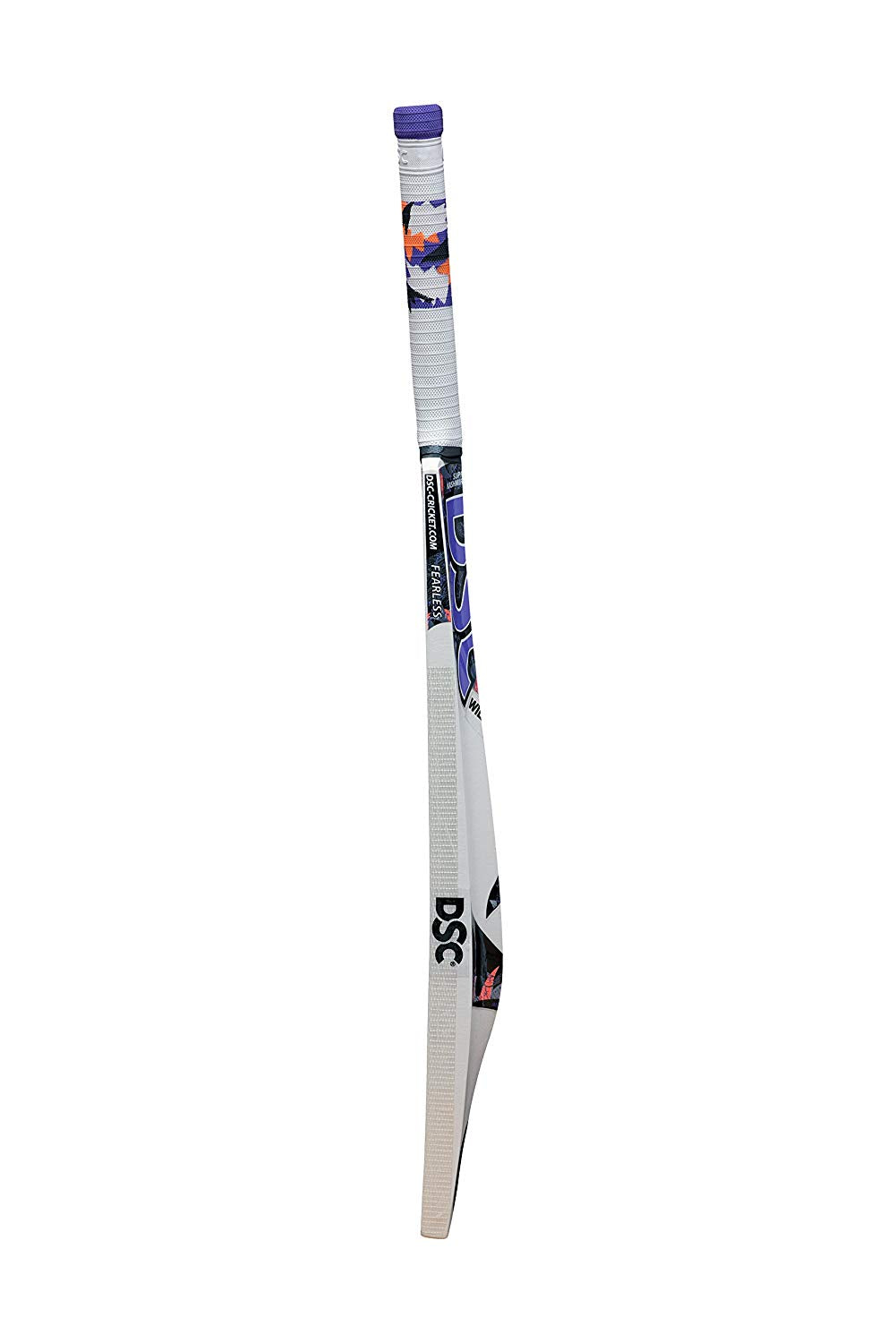 DSC Wildfire Ignite Tennis Cricket Bat Short Handle Mens