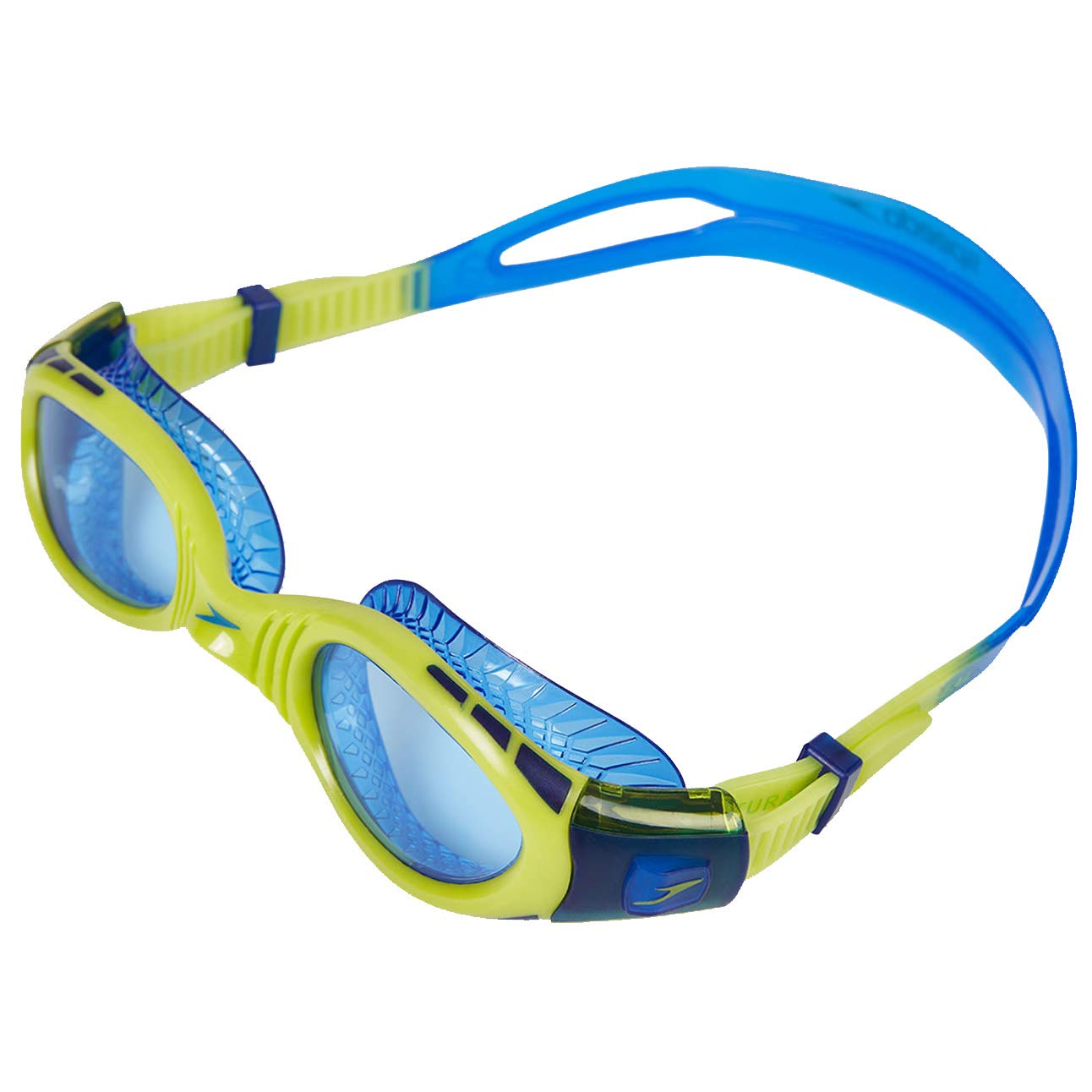 Speedo Futura Biof Fseal Mixed Goggle Junior Assorted