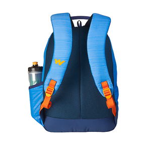 Wildcraft WC 1 Flare Blue School Bag