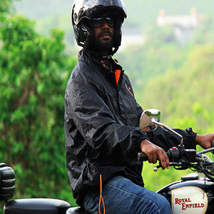 Mototech Hurricane Rain Jacket (Size Options Available) - Ayudh Sports LLP  - 3