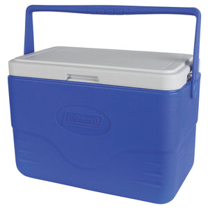 Coleman 28Qt/26 Litres Cooler with Bail Handle (Blue) - Ayudh Sports LLP  - 4
