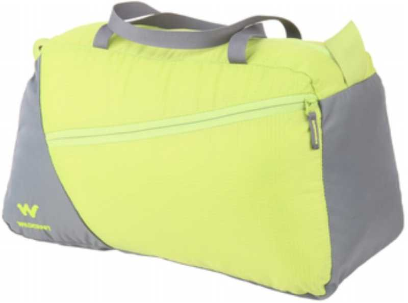 Wildcraft Tinker Green Duffle Bag
