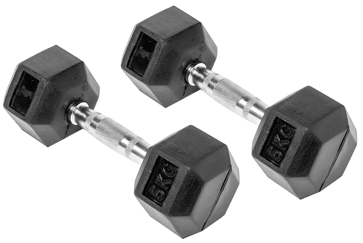 Kxana Hex Dumbells ( sold as pairs)