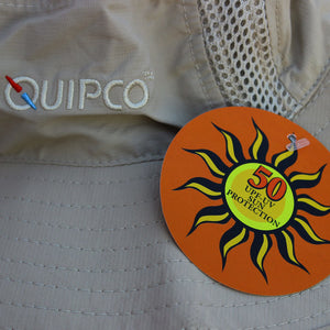 QUIPCO Commuter Anti UV Hat Madium - Ayudh Sports LLP  - 5