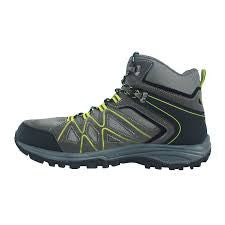 Quipco Kanamo Waterproof Hiking Shoes - Unisex Charcoal (Size Options Available) - Ayudh Sports LLP  - 5