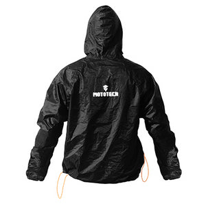 Mototech Hurricane Rain Jacket (Size Options Available) - Ayudh Sports LLP  - 9