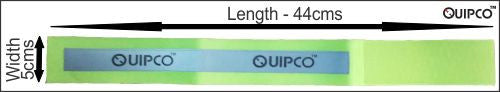 Quicpo Flash Hi Viz Straps - A Pair - Ayudh Sports LLP  - 6