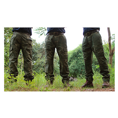 Quipco Ranger Camouflage Trek Pants (Size Options Available) - Ayudh Sports LLP  - 6