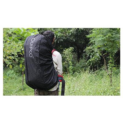 Quipco Turtleback Rain Cover - 55 To 80 Litres - Ayudh Sports LLP  - 6