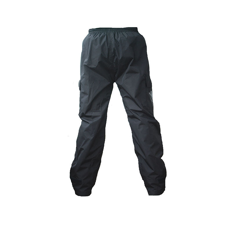 Mototech Hurricane Rain Overtrousers (Size Options Available) - Ayudh Sports LLP  - 2