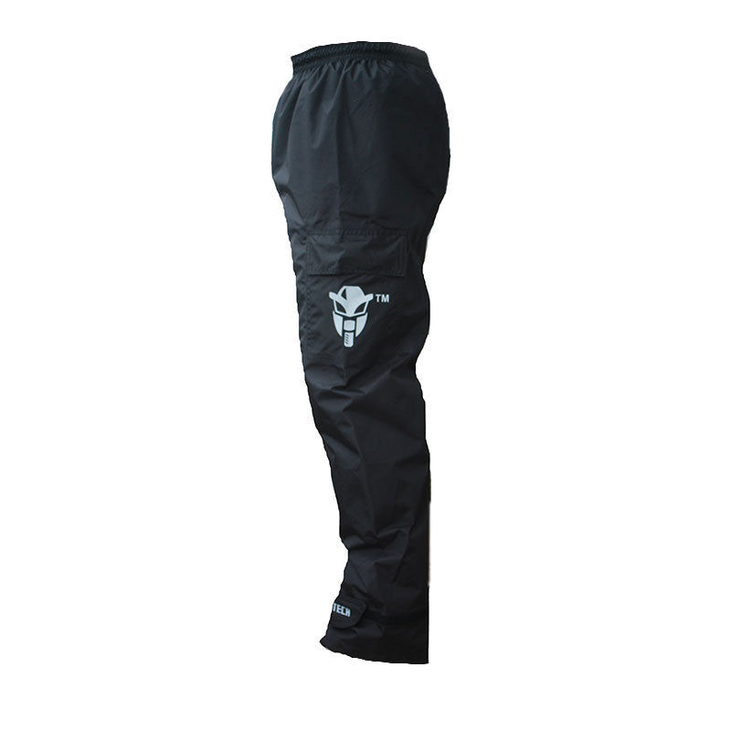 Mototech Hurricane Rain Overtrousers (Size Options Available) - Ayudh Sports LLP  - 3