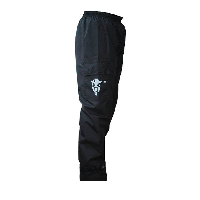 Mototech Hurricane Rain Overtrousers (Size Options Available) - Ayudh Sports LLP  - 4