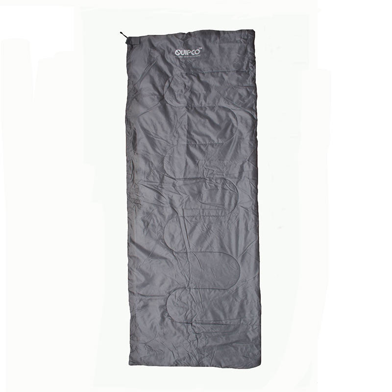 Quipco Sirocco 20 Sleeping Bag Grey - Ayudh Sports LLP  - 1