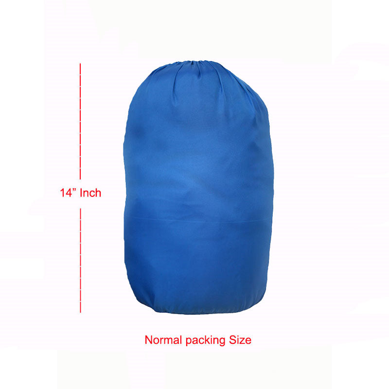 Quipco Sirocco 20 Sleeping Bag Blue