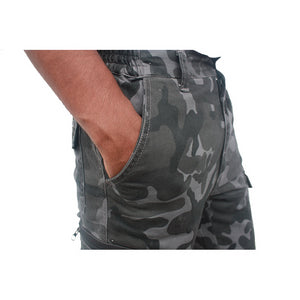 Quipco Ranger Grey Camouflage Trek Pants (Size Options Available) - Ayudh Sports LLP  - 6