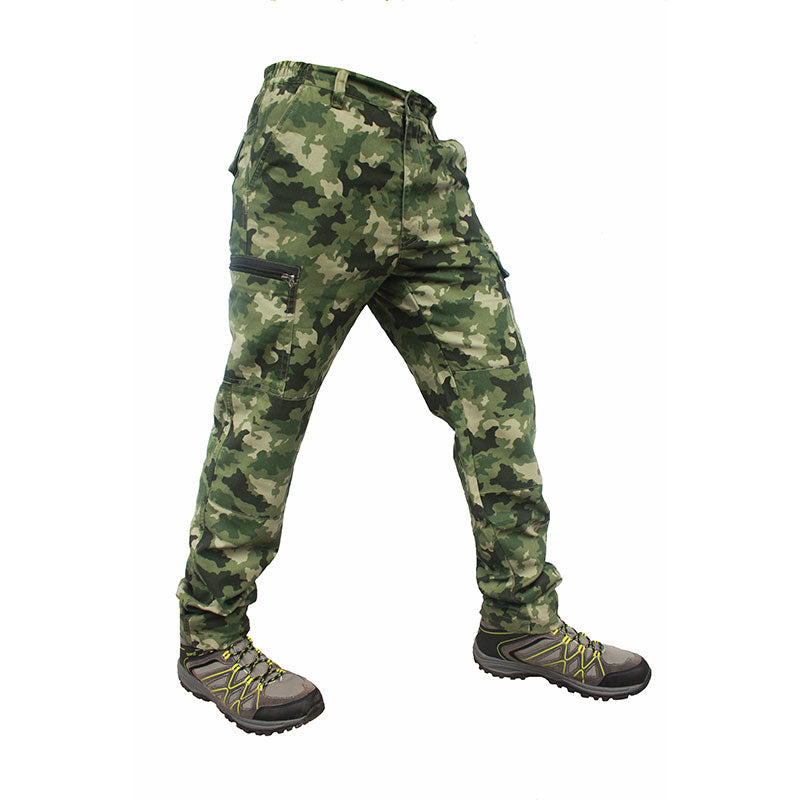 Quipco Ranger Small Camouflage Trek Pants (Size Options Available) - Ayudh Sports LLP  - 3