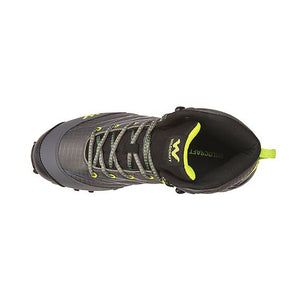 Wildcraft Hugo 2.0 Mens Trail running Shoe Black Green