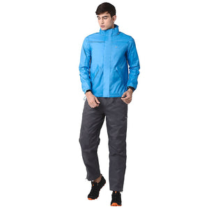 Wildcraft Hypadry Unisex Rain Pro Jacket - Blue