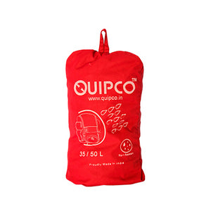Quipco Turtleback Rain Cover - 35 To 50 Litres - Ayudh Sports LLP  - 8