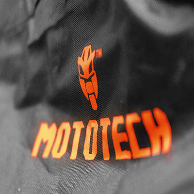 Mototech Hurricane Rain Jacket (Size Options Available) - Ayudh Sports LLP  - 7