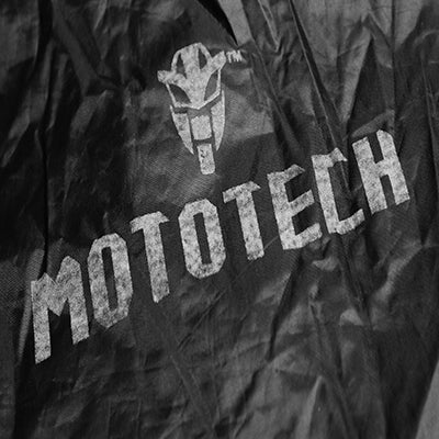 Mototech Hurricane Rain Jacket (Size Options Available) - Ayudh Sports LLP  - 8