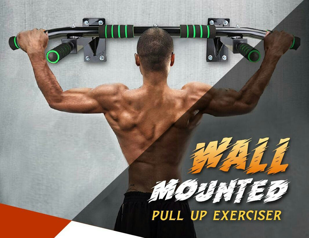 Mayor Wall Mounted Pull Up Bar