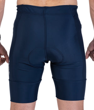 Apace 2018 Slingshot - Mens Cycling Shorts - Navy