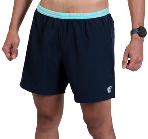 Apace 2017 Tempo - Mens Running Shorts - Navy
