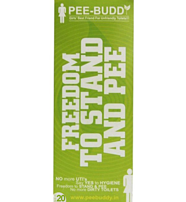 Pee Buddy [ Pack of 20 ] - Ayudh Sports LLP  - 1