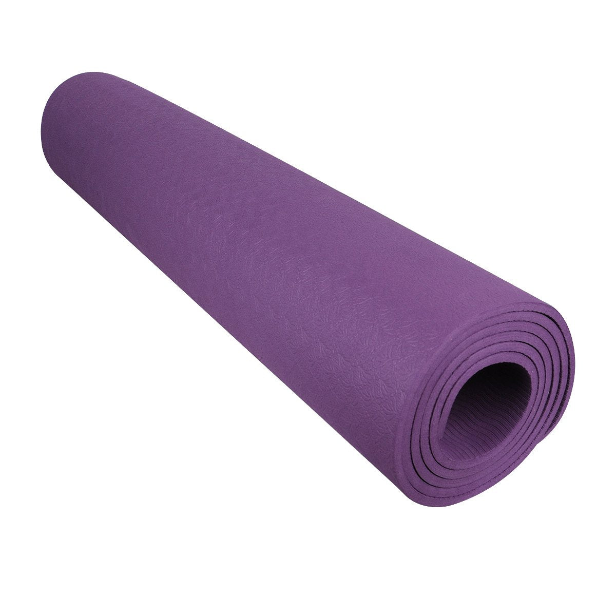 Kxana TPE Yoga mat in Single Layer 8mm