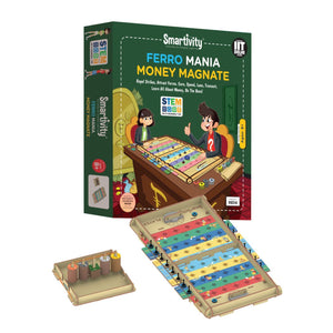 Smartivity Ferro Mania Money Magnate