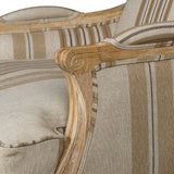 Issabelle Arm Chair & Cushion