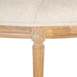 Madeleine Tufted Bench