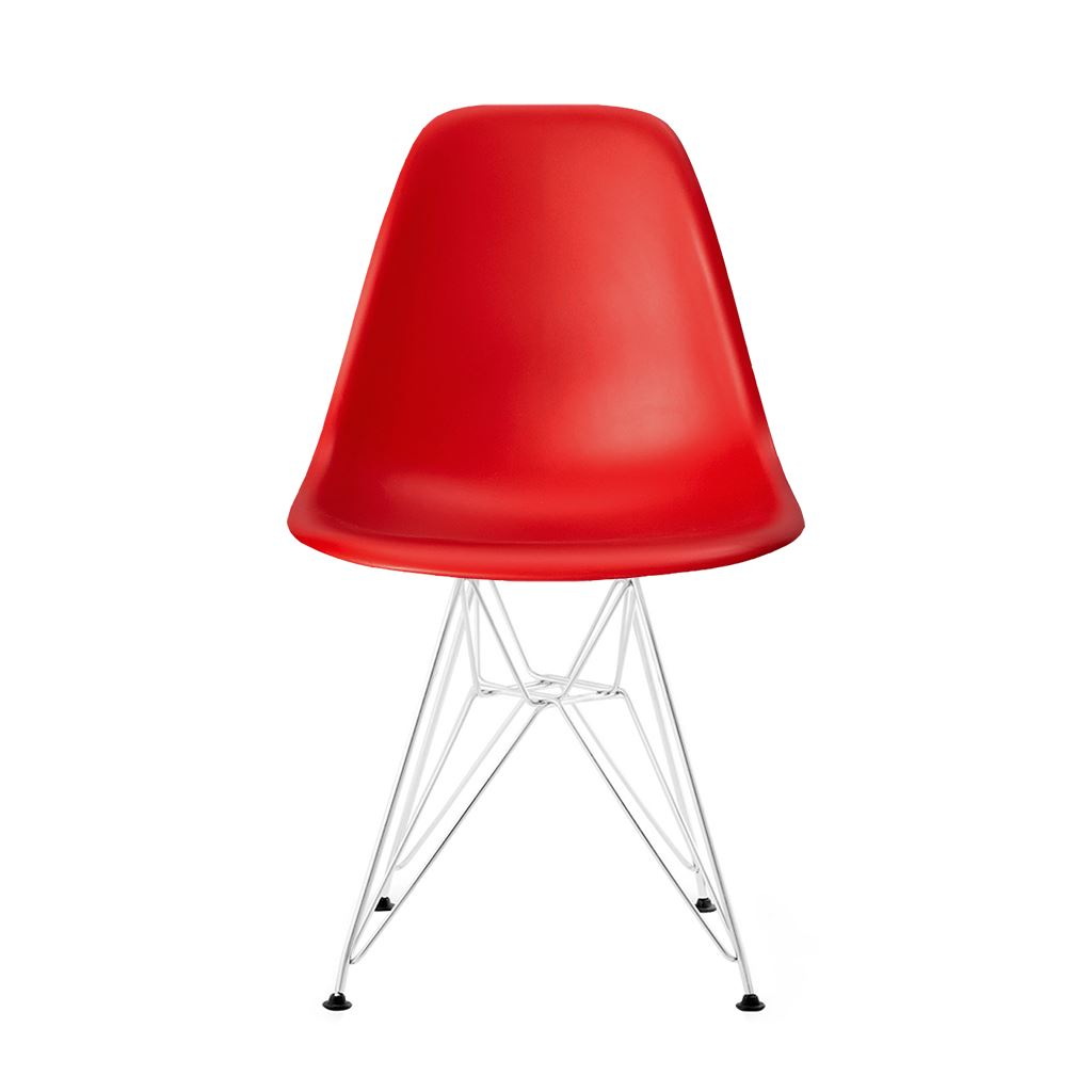 Eames Style DSR Chair Plastic