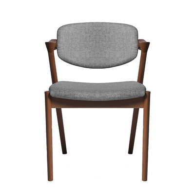 Model 42 flap back dining chair