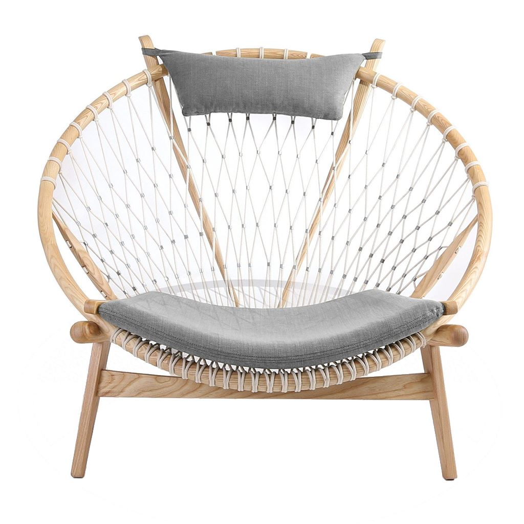 Wegner Circle Chair Style