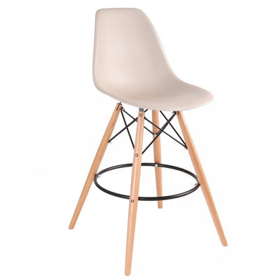 Eames Style DSW Stool Plastic