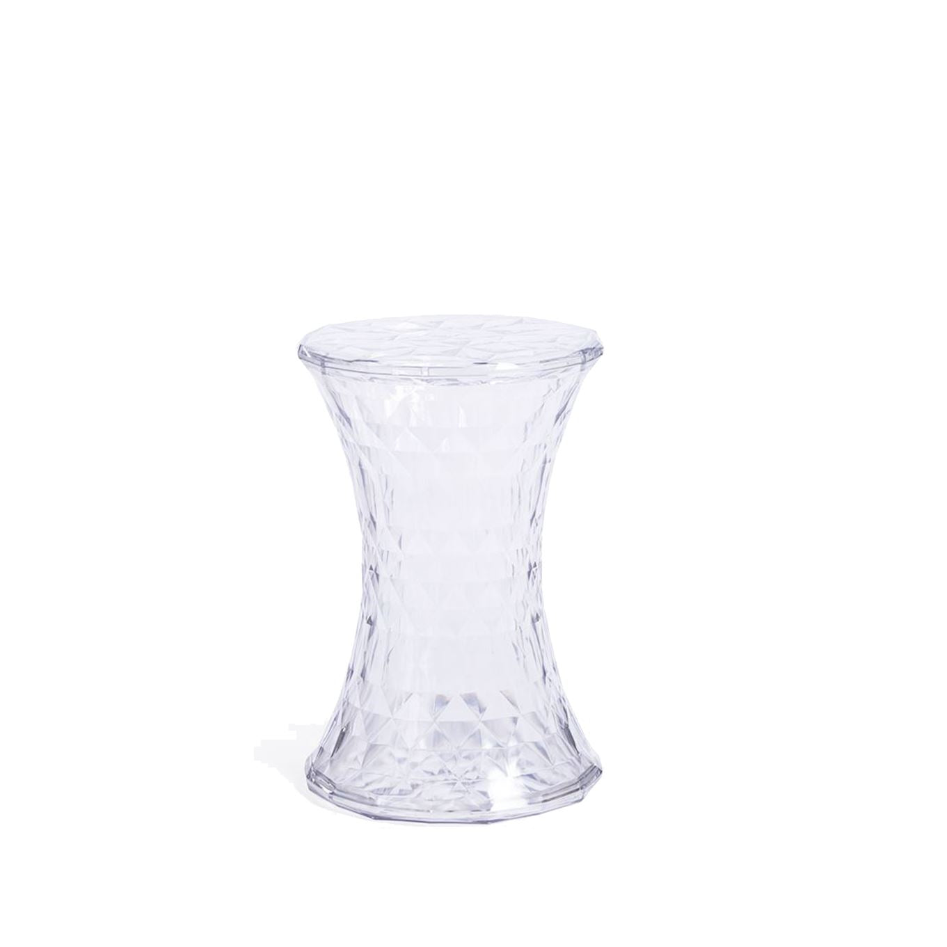Diamond Stool (Clear)