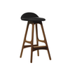 Erik Buch Style Counter Stool