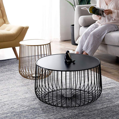 Pumpkin Large Side Table XL