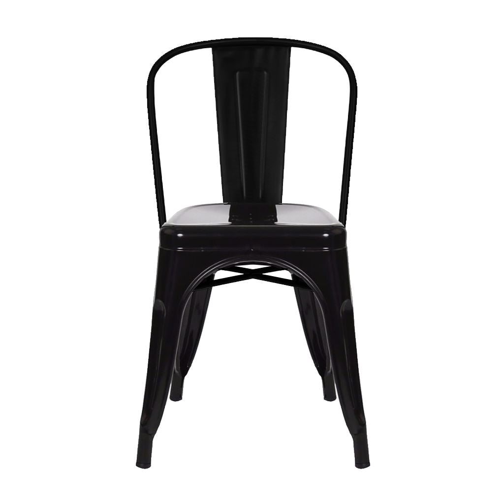 Tolix Side Chair Style (Standard Colors)