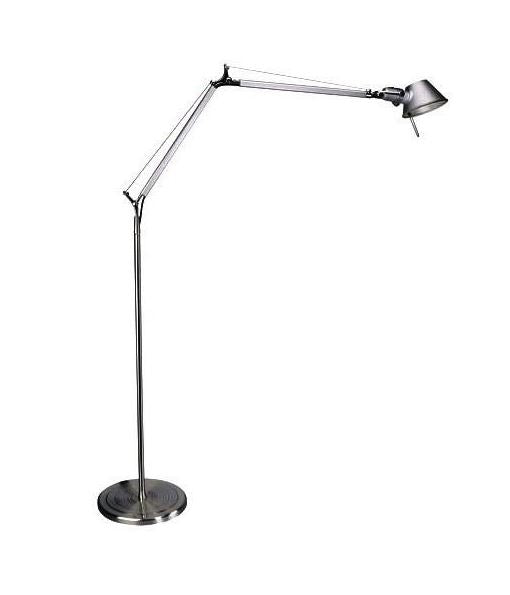 Tolomeo Style Classic Floor Lamp (Aluminum) - Nathan Rhodes Design