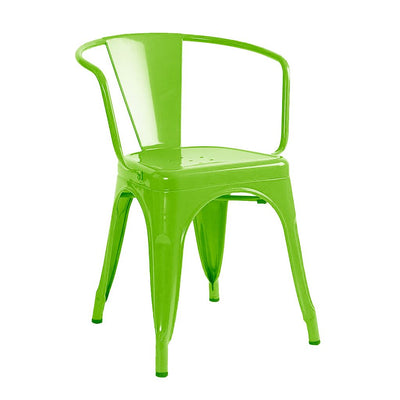 Tolix Arm Chair Style (Standard Colors)