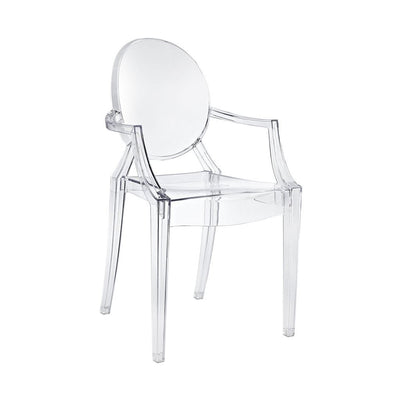 Louis Ghost Chair Style